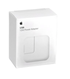 Apple 12W USB Power Adapter - White (MD836LL/A) Wall Plug for iPad ...