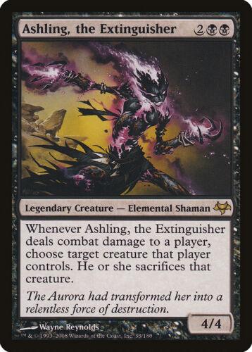 Ashling the Extinguisher Eventide NM-M Black Rare MAGIC GATHERING CARD ABUGames
