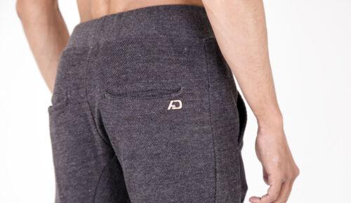 Mens Joggers Sweatpants Slim Fit Loungewear Stretch Cuffed by AD 26-40 Ronaldo