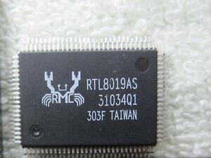 RTLB019AS RTL8O19AS RTL80I9AS RTL8019AS QFP100 IC Chip