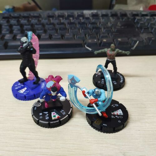 Rare M//NM with Card DC Justice League Trinity War HeroClix Vandal Savage 048