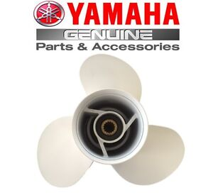 Yamaha-Genuine-Outboard-Propeller-50-60HP-Type-K-14-x-11-High-Thrust