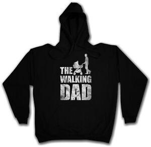 Dad Father's cappuccio Day con Walking Fun The Son Best Daughter Dead Felpa Baby Present BFq6C4