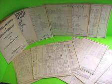 Williams HOT TIP 1977 Original Pinball Machine Service Manual + Schematics ++