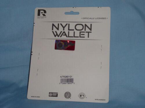 TEXAS LONGHORNS   Nylon TriFold WALLET     by Rico   NIP