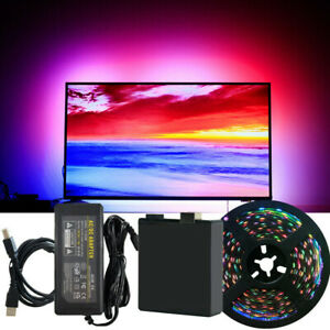 DIY Ambilight PC Dream Screen USB Addressable LED ...