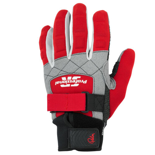 Palm Pro Gloves 2019 Red
