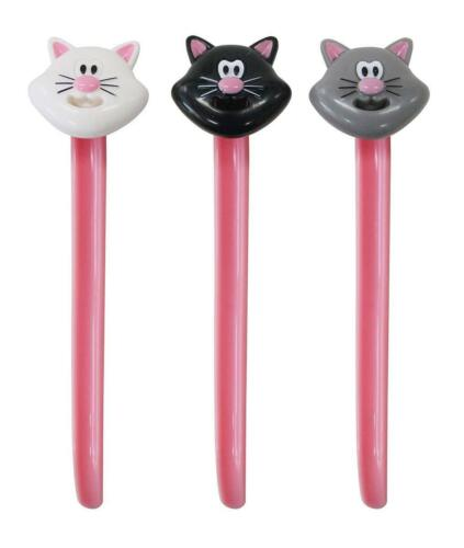 Set of 3 Cute Kitties Joie Meow Cable and Bag Ties
