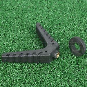 """1//4/"""" Thread Shooting Stick Rack V-Yoke Hunting Gun Rest//Rack Camera Tripod"""