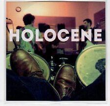 (EF374) Holocene, Flaws In Us All / Grab My Coat - 2012 DJ CD