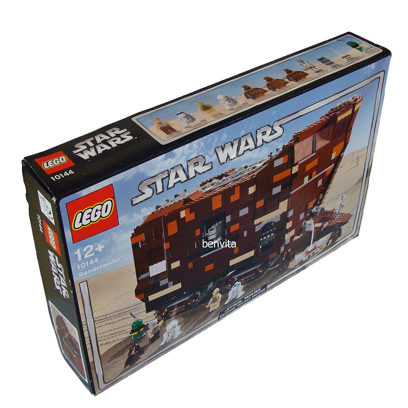 Lego® Star Wars 10144 - Sandcrawler 1669 Teile 12+ - Neu