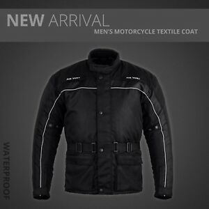 Halloween-Offer-Motorbike-Motorcycle-Waterproof-Textile-Men-039-s-Jacket-Ce-Armor