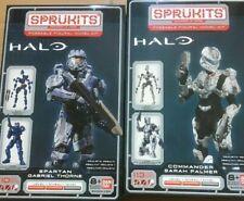 Sprukits niveau 2 Halo Gabriel Thorne et Sarah Palmer