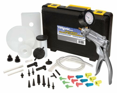 Mityvac MV8500 Hand Vacuum Pump Automotive Brake Bleeding Kit WE EXPORT