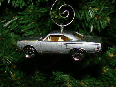 1970 Plymouth Roadrunner Wood Ornament Engraved