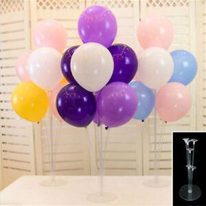 1-Set-Ballons-Support-En-avec-7-tubes-pour-Fete-Valentin-Decoration-De-Mariage