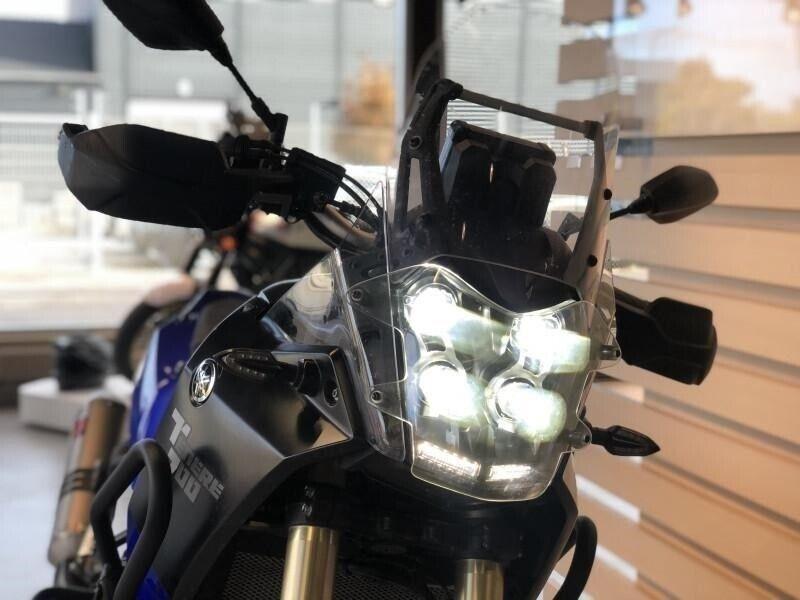 Yamaha, Ténéré 700, ccm 690