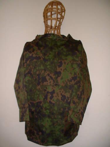 Camouflage Camo Cornish Newlyn Shooting Smock Medium O
