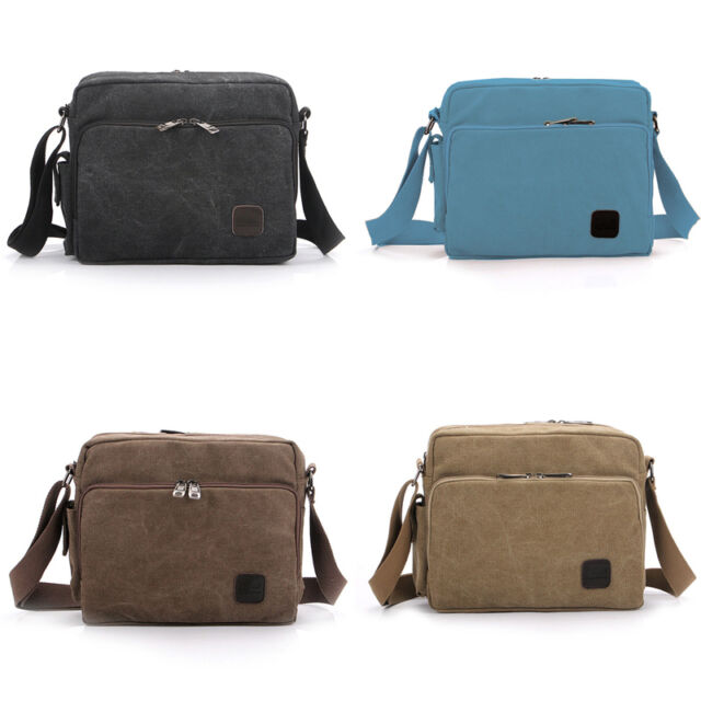 Male Messenger Bag Satchel Bag Handbag Canvas Free Shipping Shoulder Totes AB190