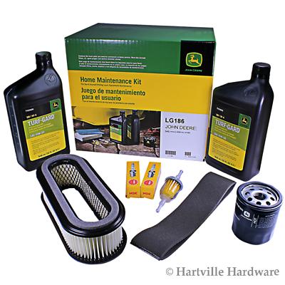 John Deere Original Equipment Home Maintenance Kit #LG187
