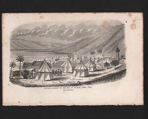 OPC-1861-The-Breakfast-Encampment-Sea-of-Galilee-Arthur-Hall-9-5x6-034