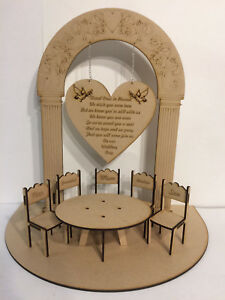 Loved-Ones-in-Heaven-Wedding-Memory-Table-3D-Centrepiece-w-Personalised-Chairs