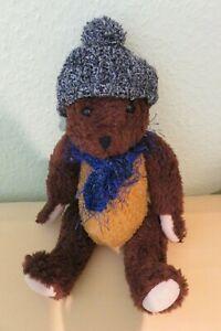 Teddy - komplett Handarbeit mit Schal, Handschuhen und Mütze - RARITÄT - TOP - Bonn, Deutschland - Teddy - komplett Handarbeit mit Schal, Handschuhen und Mütze - RARITÄT - TOP - Bonn, Deutschland