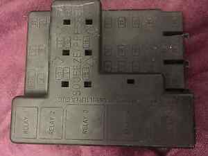 s l300 97 99 ford fuse box panel cover f65b 14a075 ebay fuse box panel cover at soozxer.org