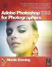 Adobe Photoshop CS2 for Photographers: A Professional Image Editor's G-ExLibrary