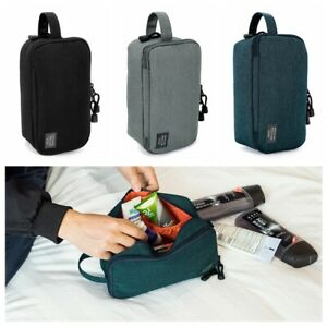 Details About Mens Uni Toiletry Bag Travel Wash Shower Organizer Holder Cosmetic