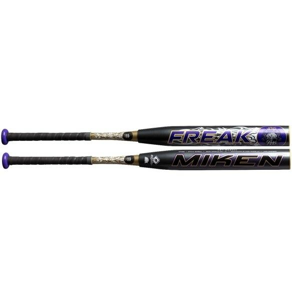 Miken Freak Pro 2019 Big Cat Endload 14  ssusa Senior Softbol bate mfprss 34 28