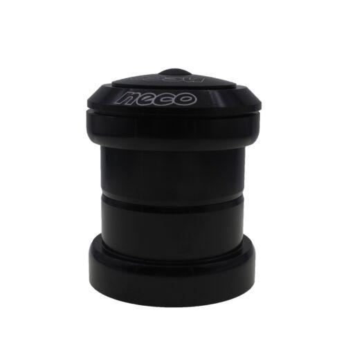 NECO 1.5 38.1 Threadless Steer MTB Bike External Cup Headset 49.7mm Head Tube