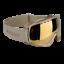 Bogner Snow Goggles Ski-Brille Monochrome GoldChampagneModell 2018