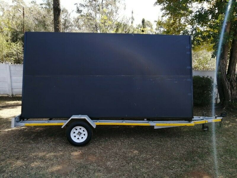 4m Advertising Trailer for sale
