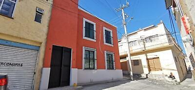 REMATO Casa Nueva en esquina en el centro de Pachuca Hidalgo