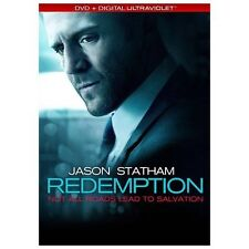 Redemption (DVD, 2013, Includes Digital Copy)