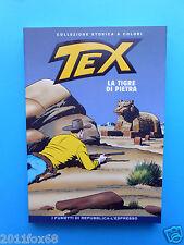 comics tex 15 collezione storica a colori la tigre di pietra fumetti repubblica