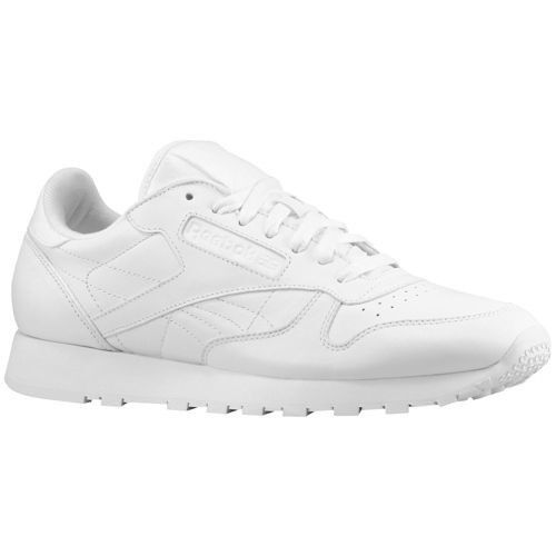 Reebok Classic Leather Running Chaussures in Blanc in
