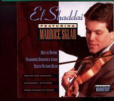 El Shaddai featuring Maurice Sklar - Praise Worship