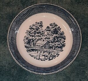 ROYAL-CURRIER-IVES-BLUE-PIE-BAKER-RETURNING-FROM-PASTURE