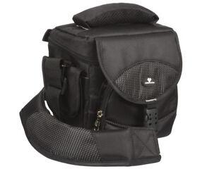 Compact-Pro-DSLR-SLR-Camera-Carry-Case-Bag-Shoulder-Adjustable-Lifetime-Warran