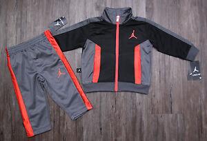 6684d62323ff22 Air Jordan Baby Boy 2 Piece Jogging Set~Tracksuit~ Gray