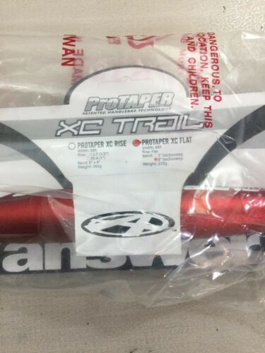 5820 Answer Pro Taper Xc Traio Flat Cycling Handlebar 8 Degree 685 Mm 31.8