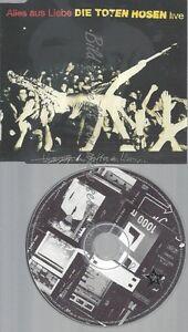 CD-DIE-TOTEN-HOSEN-LIVE-ALLES-AUS-LIEBE