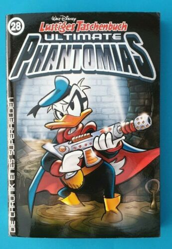 TOP LTB Ultimate Phantomias 31  Die Chronik eines Superhelden  NEU  1A abs