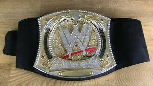 Wwe-Wrestling-Cinturon-2010-Luces-Y-Sonidos-centro-Spinner-Jakks-Wwf-Nino-Ninos