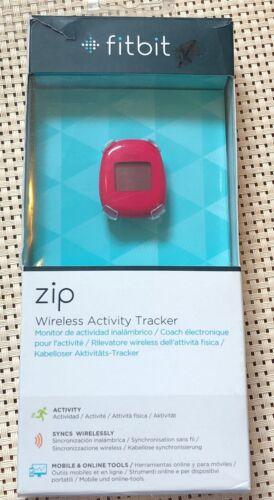 Pink Fitbit Zip Wireless Activity Tracker