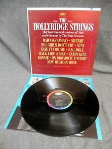 The-HOLLYRIDGE-STRINGS-play-The-Four-Seasons-Hits-CAPITOL-T-2199