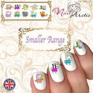 Image Is Loading 40 X Nail Art Water Transfers Stickers Wraps
