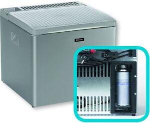 Cool Box dometic rc1205g 12 volt mains gas cartridge camping fridge caravan